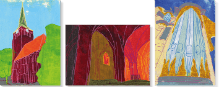 Postkarte Förderkreis Kirchenmusik