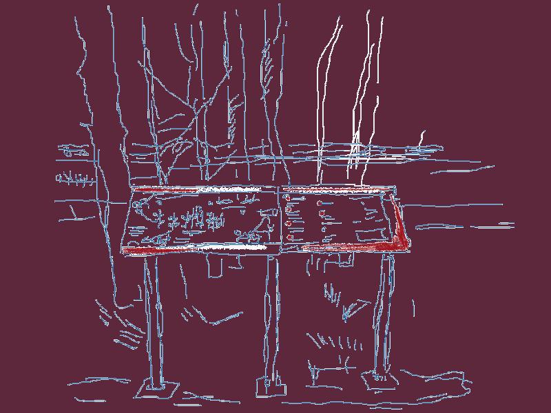 zeichnung bioenergietafel