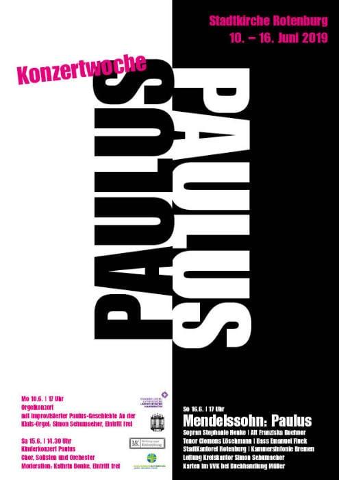 Paulus Plakat