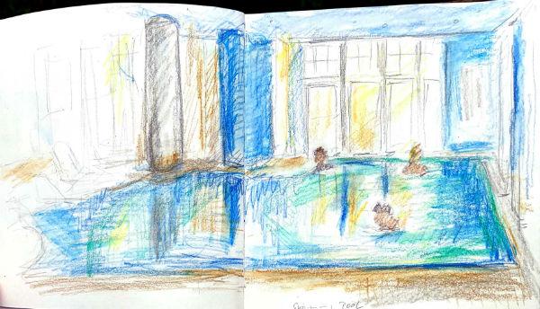 Pool im Hotel Strandidyll Heringsdorf