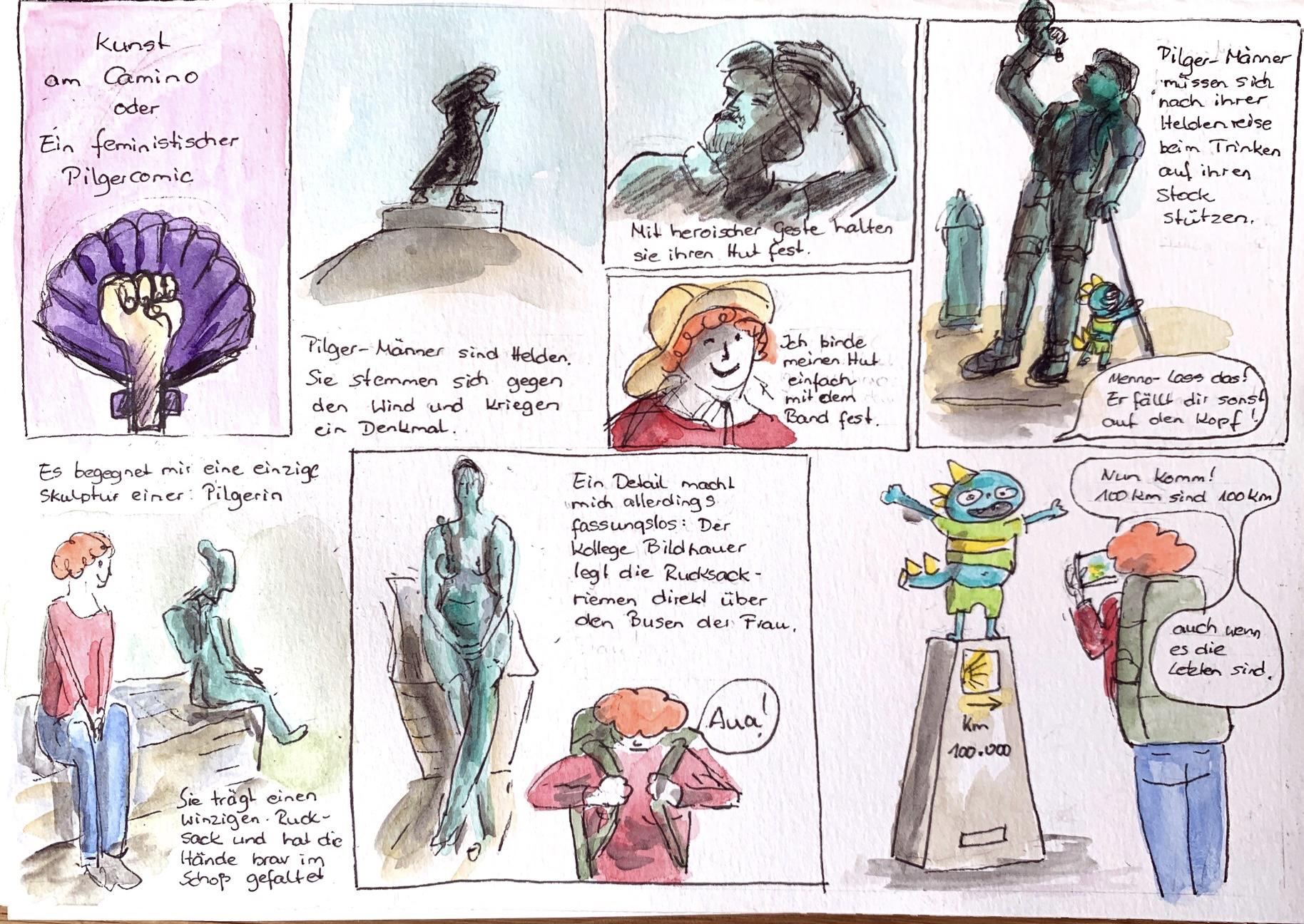 25.09.20 Feministischer Comic