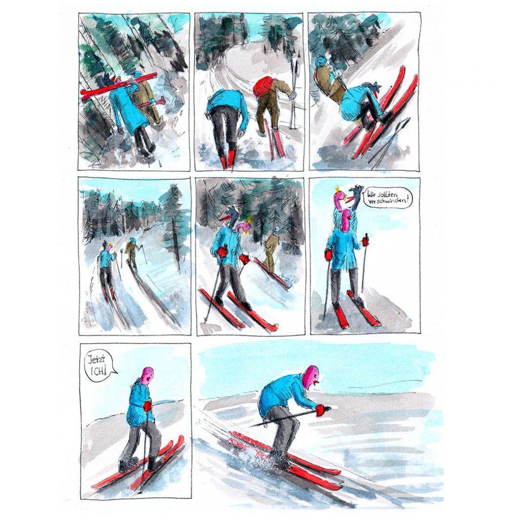 Chapter 83 Ski fahren