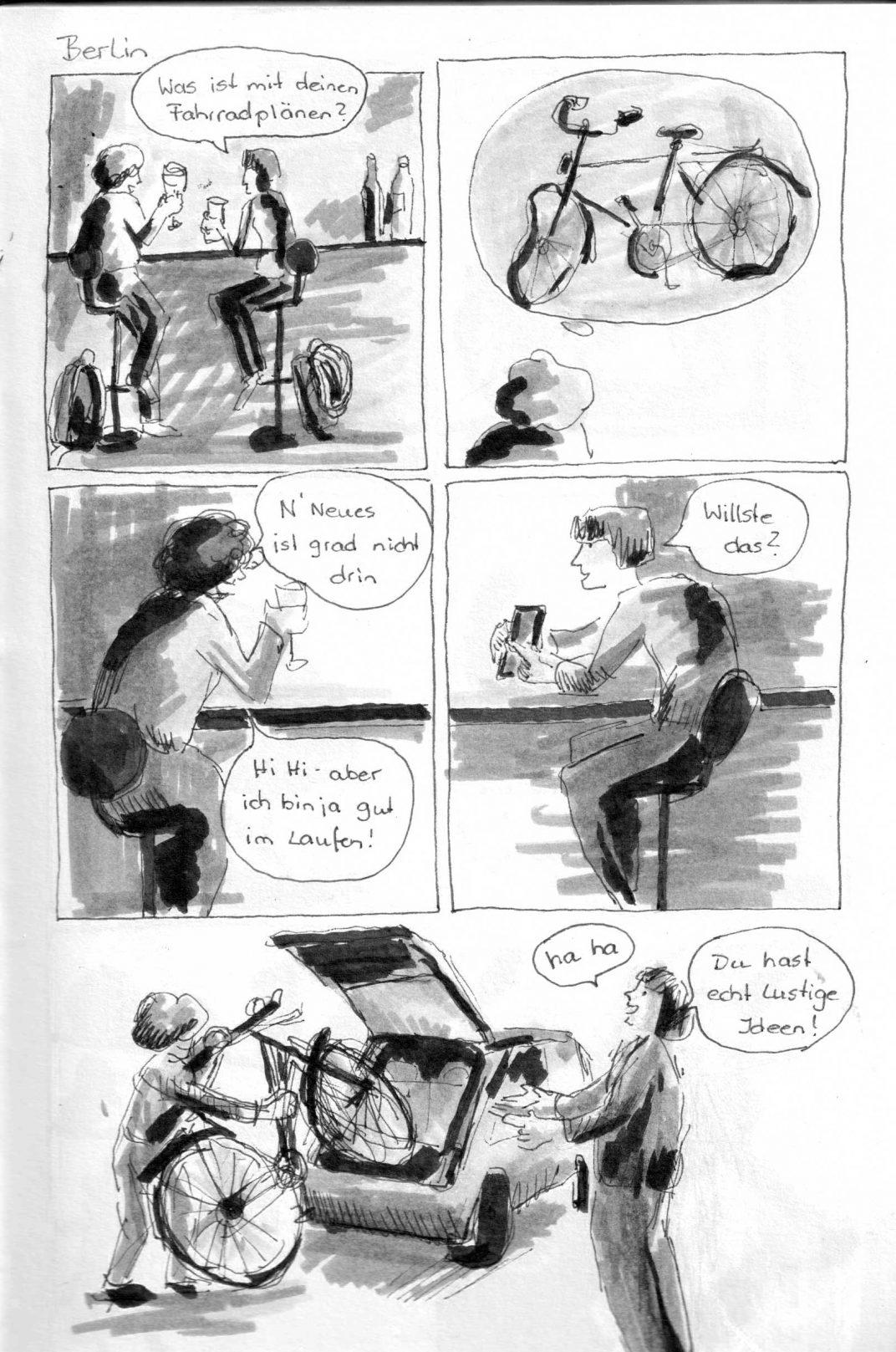 28.09.21 Ein neues Fahrrad
