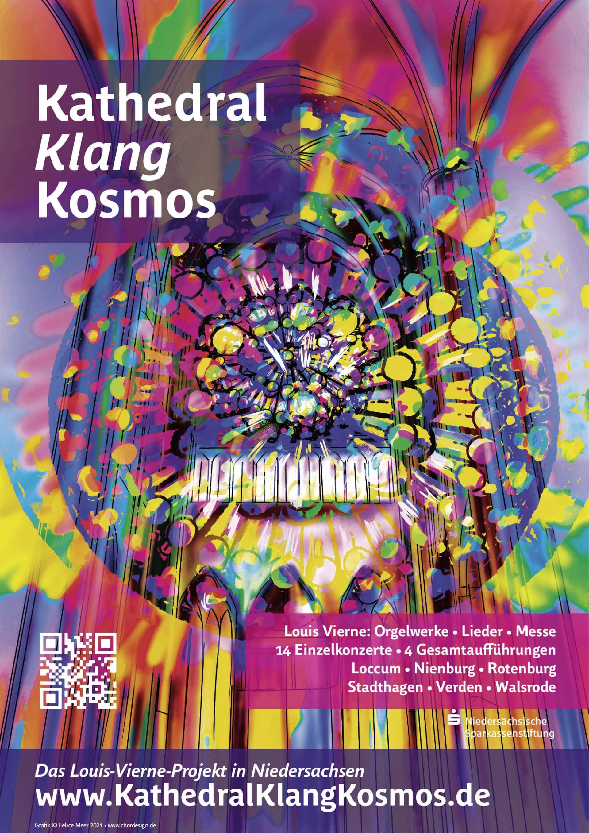 KathedralKlangKosmos Orgelprojekt in Niedersachsen